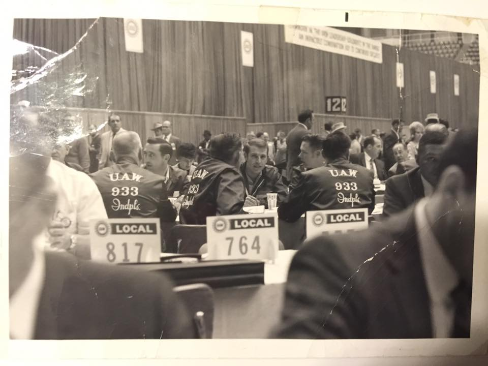 1970 UAW convention