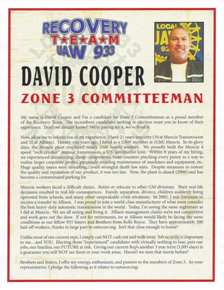 Cooper Handbill Obv