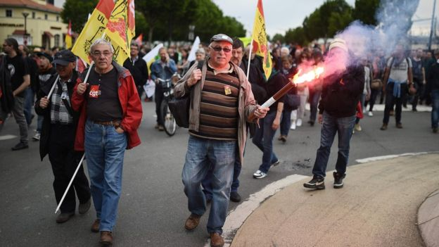 France labor article