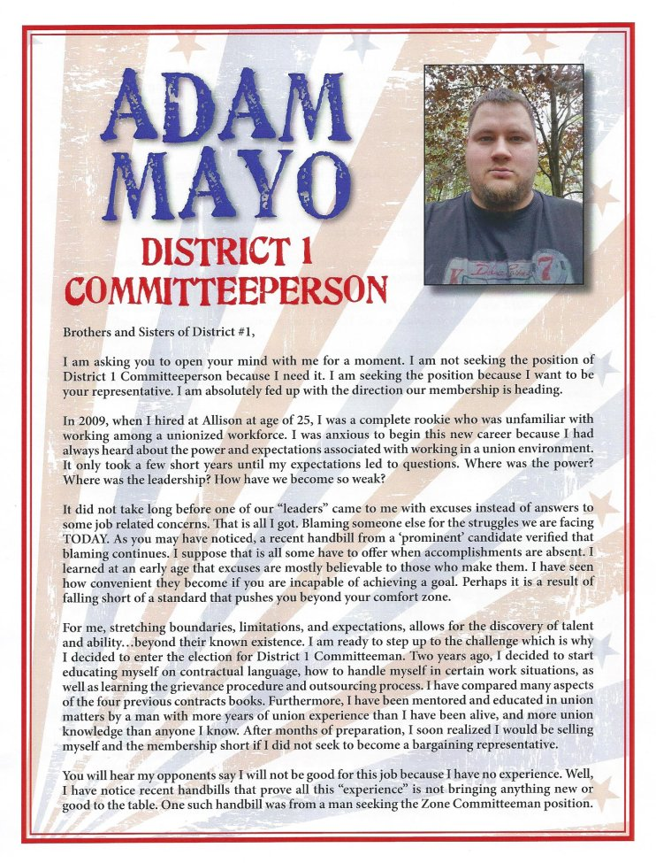 Mayo Handbill Obv