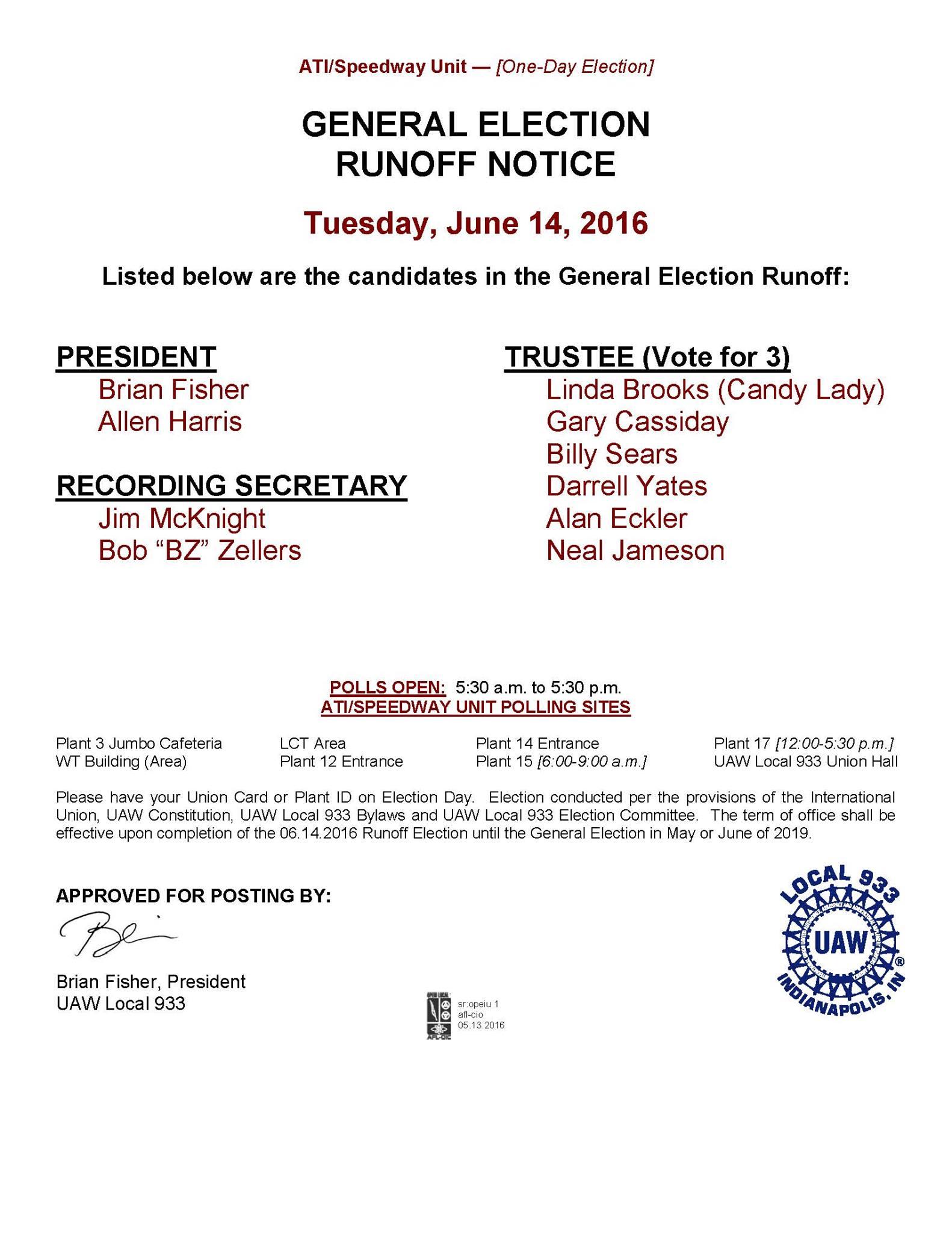 Runoff ATI 16m06d14