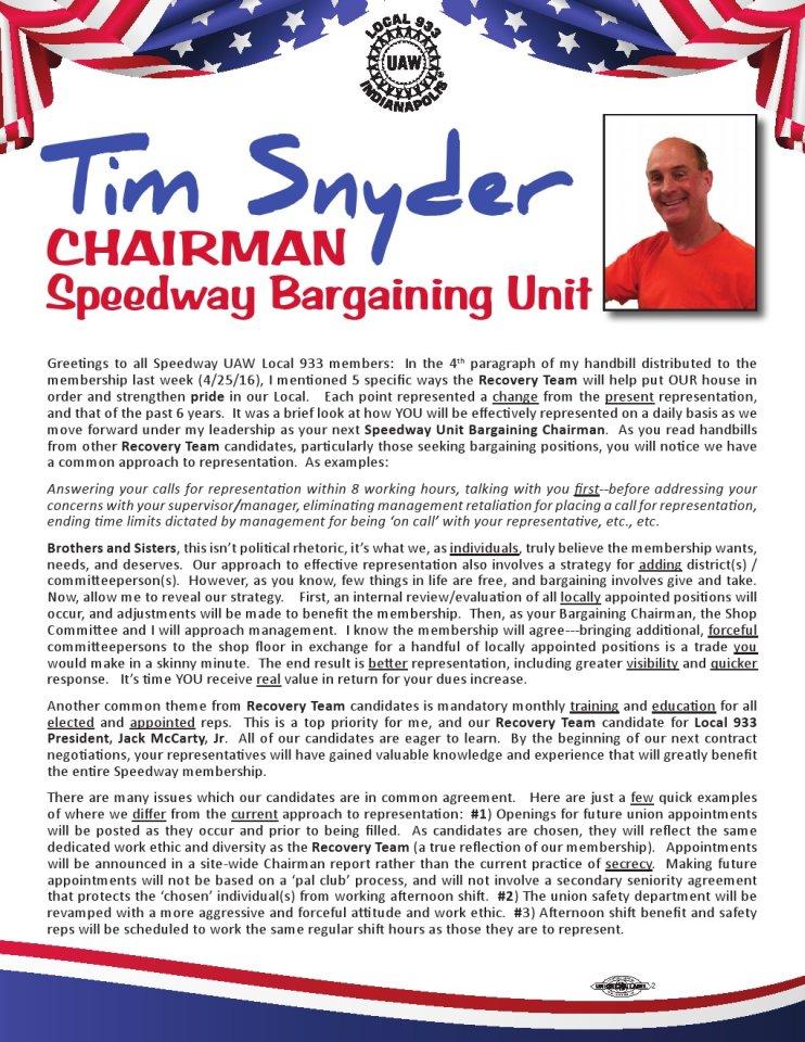 Tim Snyder Obv 16m05d04