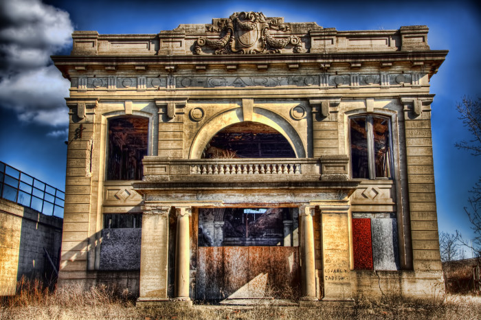 Union Station in Gary, Indiana