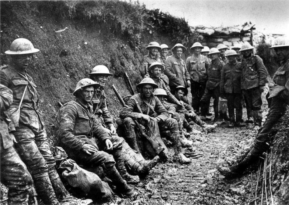 Soldiers, Battle of The Somme