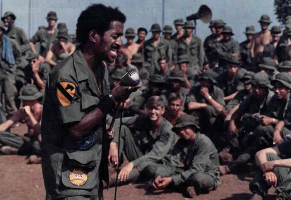Sammy Davis Jr's mission to Vietnam