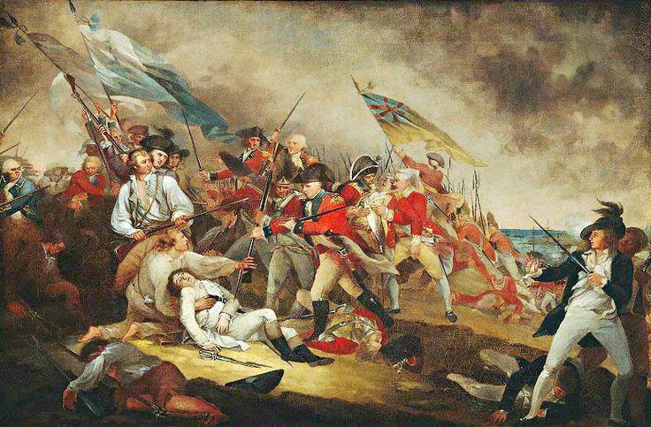 John Trumbull painting