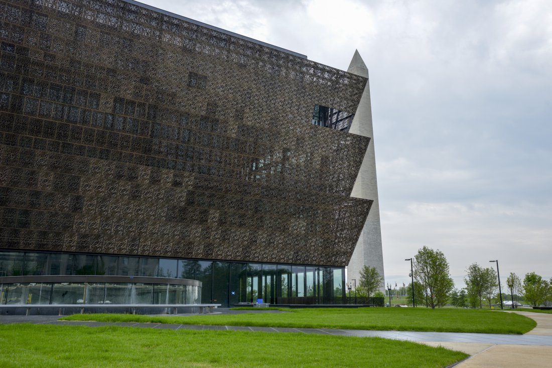 The Smithsonian National Museum of African American History and Culture
